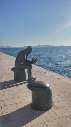 크로아티아 해양 생물학의 아버지, 스피리돈 브루시아 - 고기은 제공